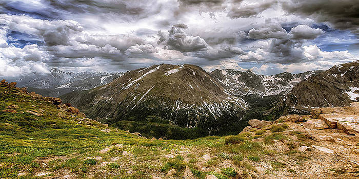On Top of the World by Garett Gabriel