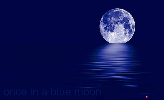 Once in a Blue Moon by Ran Andrews