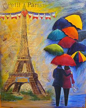 Once Upon a time in Paris by Raya Finkelson