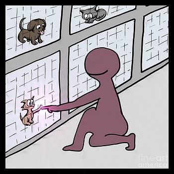Pet Serrano - One Cat 2
