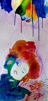 One Day Less by Mahshid Nahavandi