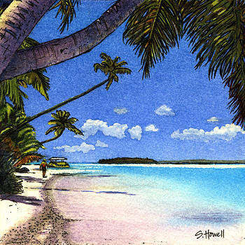 One Foot Island by Sandi Howell