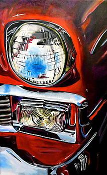 One Headlight  by Celina Frisson