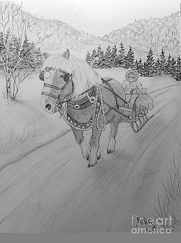 Peggy Miller - One Horse Sleigh
