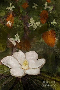 One Magnolia by Susan Gary
