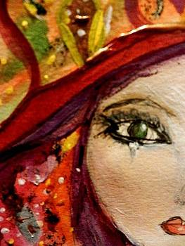 One Perfect Rose by Marina R Raimondo