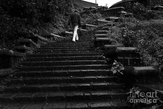One step up by Dattaram Gawade