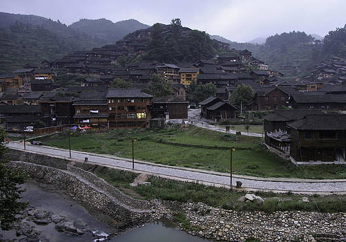 Qing  - ONE THOUSAND HOUSES VILLAGE