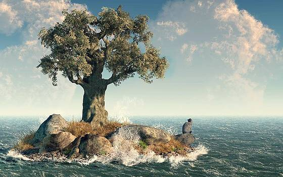 Daniel Eskridge - One Tree Island