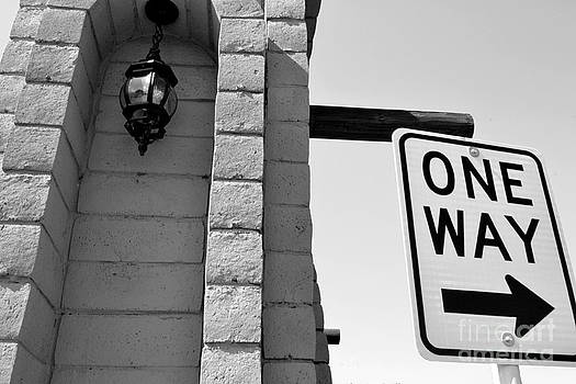 One Way by Jackie Carr