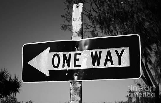 One Way by Sarah Sutherland