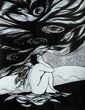 Anna  Duyunova - One Wing