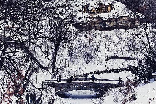 One Winter Sunday by CJ Benson