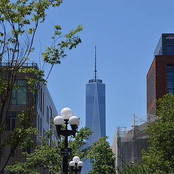 Eve Tamminen - One World Trade Center, As Seen From