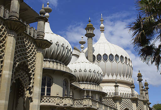 Venetia Featherstone-Witty - Onion Domes Brighton Royal Pavilion
