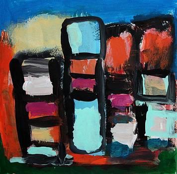 Onwards And Upwards by Kate Delancel Schultz