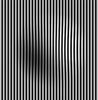Op lines II Yin Yang by Marcos Rodrigues