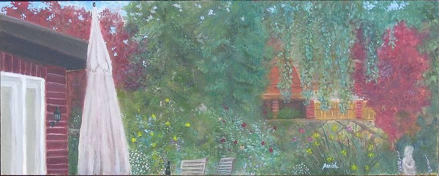 Opa's Garten by Paintings by Parish