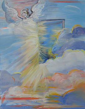 Open Door From Heaven by Patricia Kimsey Bollinger