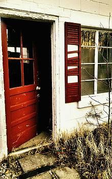 Kevin D Davis - Open Door