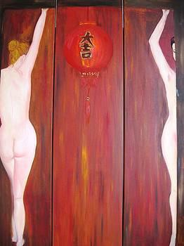 Open Doors by Doris Cohen