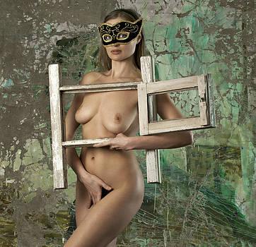 Open hart women by Anton Oparin