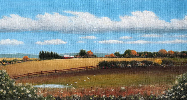Open Space by Gordon Beck