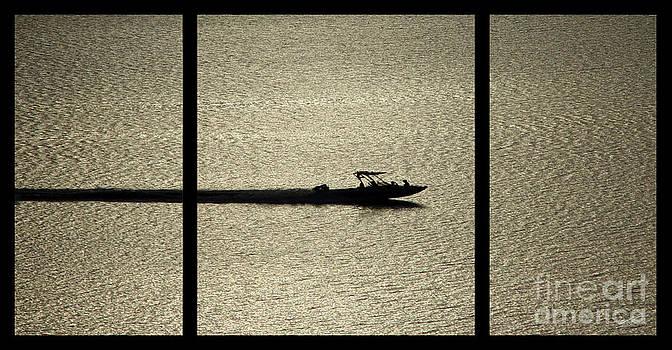 Peter Piatt - Open Waters Triptych