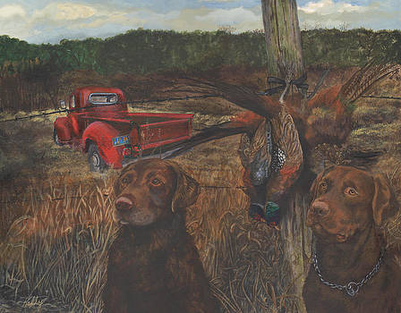 Opening Day by Kathleen Kelly Thompson