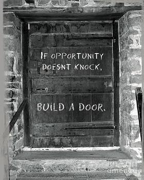 Opportunity Knocks by Karen Derrico