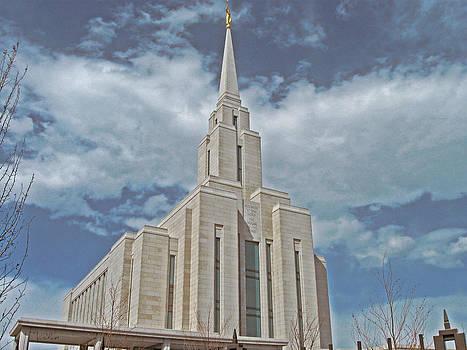VaLon Frandsen - Oquirrh Mountain Temple