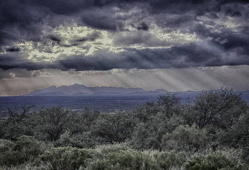 Oracle Mountains by Robert Schambach