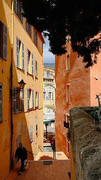 Orange Alley by August Timmermans