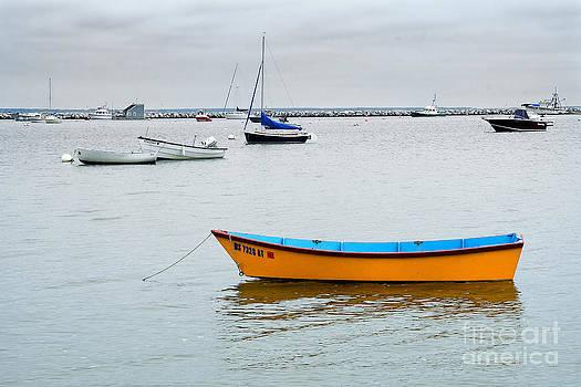 Edward Sobuta - Orange and Blue