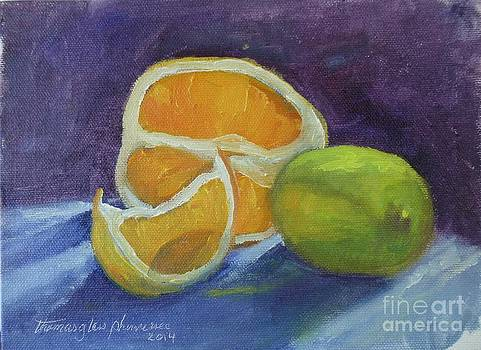 Orange and Lime by Thomas Phinnessee
