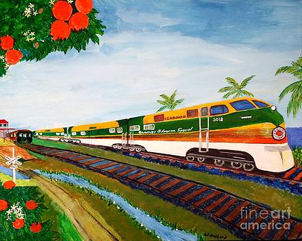 Orange Blossom Special by Bill Hubbard