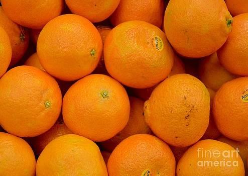 Orange by Bobby Mandal