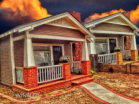 Orange Brick by Bob Winberry