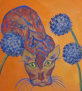 Cherie Sexsmith - Orange Cat