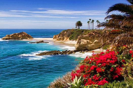 Cliff Wassmann - Orange County coastline