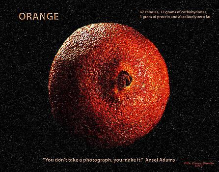 Orange by Ella Buntin