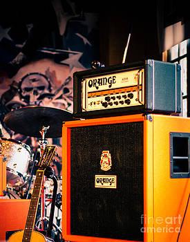 Sonja Quintero - Orange Guitar Amps
