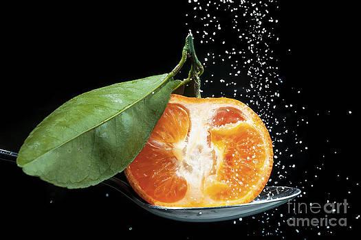 Simon Bratt Photography LRPS - Orange half on spoon