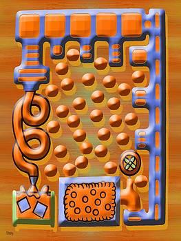 Orange Juice Factory by Patrick J Murphy
