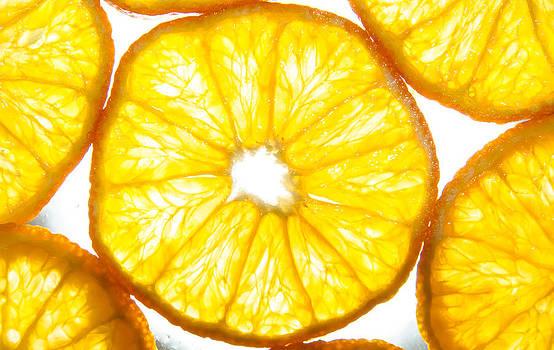 Orange. by Slavica Koceva