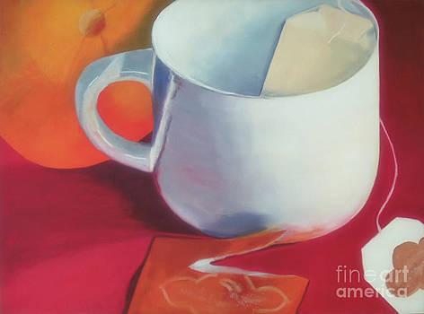 Orange Spice Tea by Rachel Dunkin