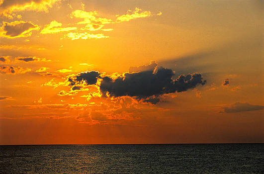 Jeremy Herman - Orange Sunrise