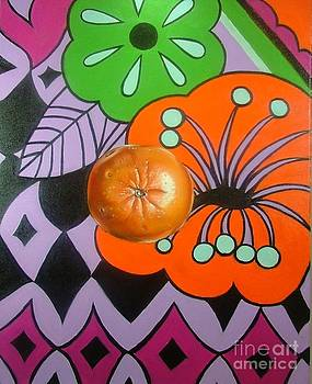 orange Sunshine by Shelley Laffal