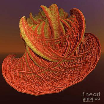 Deborah Benoit - Orange Weave