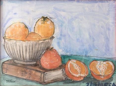 Oranges by Ethan Altshuler